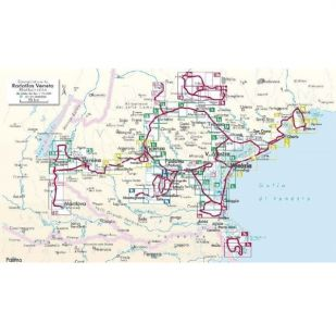 Veneto Radregion Bikeline fietsgids