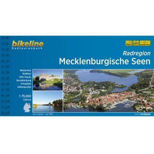 Mecklenburgische Seen Radregion Bikeline Fietsgids (2020)