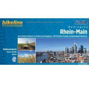 Radregion Rhein Main Bikeline Fietsgids !