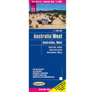 Reise-Know-How Australië West