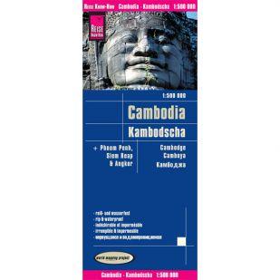Reise-Know-How Cambodja