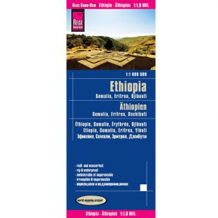 Reise-Know-How Ethiopië/Hoorn van Afrika