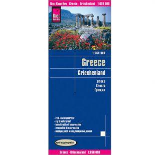 Reise-Know-How Griekenland