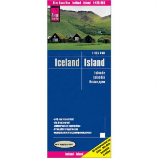 Reise-Know-How IJsland