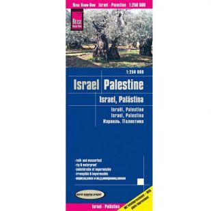 Reise-Know-How Israël en Palestina