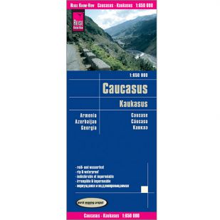 Reise-Know-How Kaukasus !