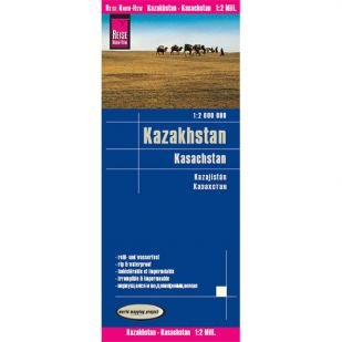 Reise-Know-How Kazachstan