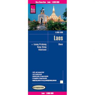 Reise-Know-How Laos
