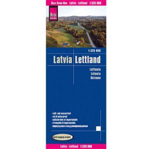 Reise-Know-How Letland