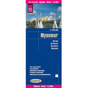 Reise-Know-How Myanmar