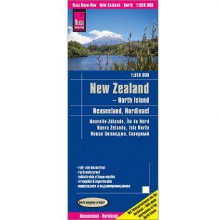 Reise-Know-How Nieuw-Zeeland - Noordereiland