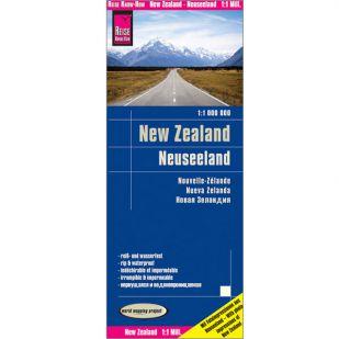 Reise-Know-How Nieuw-Zeeland