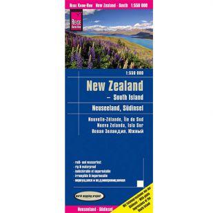 Reise-Know-How Nieuw-Zeeland - Zuidereiland