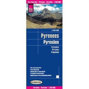 Reise-Know-How Pyreneeën