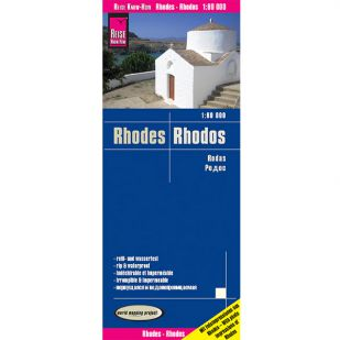 Reise-Know-How Rhodos