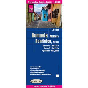 Reise-Know-How Roemenië, Moldavië
