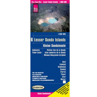 Reise-Know-How Indonesië 6 - Soenda-eilanden