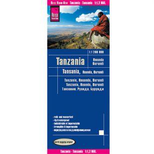 Reise-Know-How Tanzania, Rwanda & Burundi