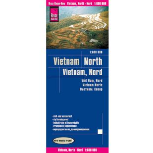 Reise-Know-How Vietnam Noord