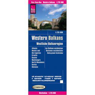 Reise-Know-How Westelijke Balkan