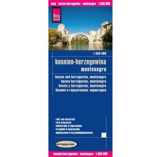 Reise-Know-How Bosnië en Herzegovina & Montenegro
