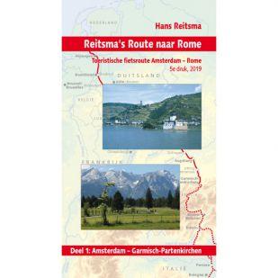 Reitsma's Route naar Rome dl 1 Amsterdam - Garmisch Partenkirchen