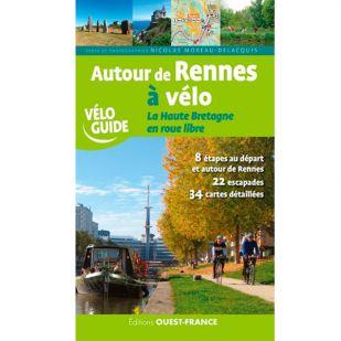 Autour de Rennes a Velo- La haute Bretagne en roue libre
