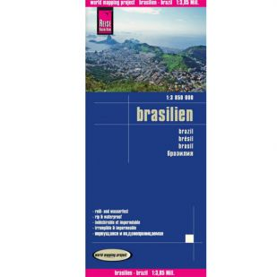 Reise-Know-How Brazilië