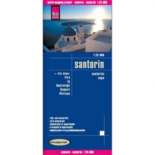 Reise-Know-How Santorini