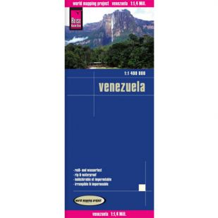 Reise-Know-How Venezuela