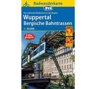 Wuppertal / Bergische Bahntrassen