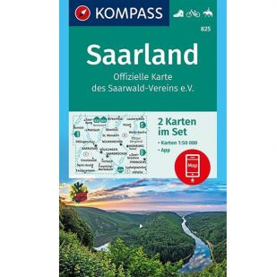 KP825 Saarland 3-Delig