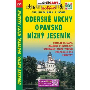 Shocart nr. 221 - Opavsko