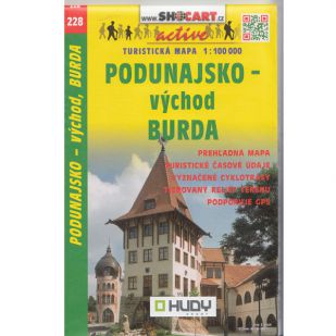 A - Shocart nr. 228 - Podunajsko - vychod, Burda