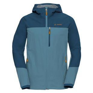 A - Vaude Skarvan S Jacket Men - kleur blauw