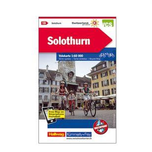 Solothurn Velokarte 19