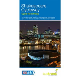 Sustrans Map Shakespeare Cycle Way