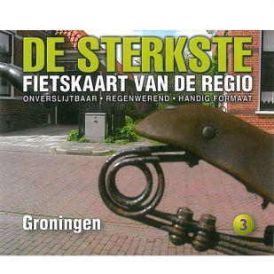 De Sterkste Fietskaart 3 Groningen