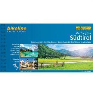 Sudtirol Radregion Bikeline Fietsgids !