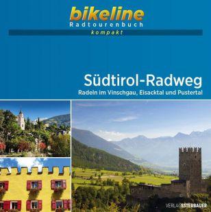 Südtirol-Radweg Kompakt Fietsgids