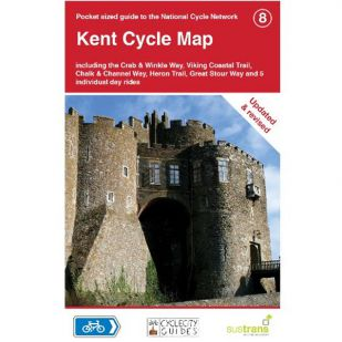8. Kent Cycle Map