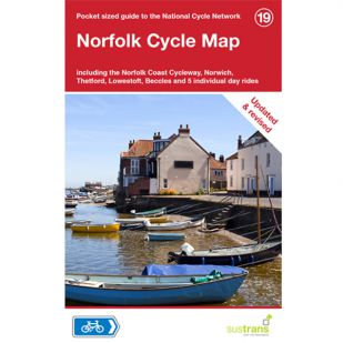 19. Norfolk Cycle Map