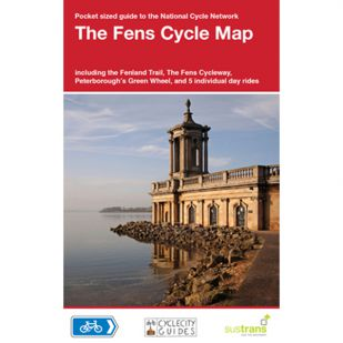 20. The Fens Cycle Map !
