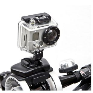 Thule Pack'n Pedal Action Cam !