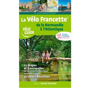 La Velo Francette: Normandie - Atlantische kust