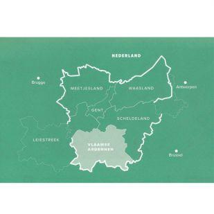 Fietsnetwerk Vlaamse Ardennen (2021)