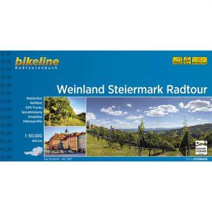 Weinland Steiermark Radtour Bikeline Fietsgids