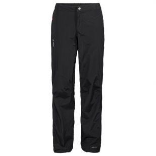 Vaude Yaras Rain Zip Pants III Women