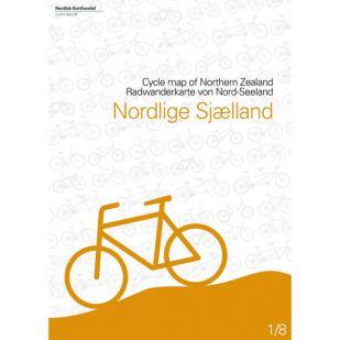 Noord-Seeland (DK) Fietskaart