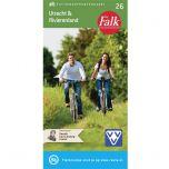 Falk Fietsknooppuntenkaart 26: Utrecht & Rivierenland